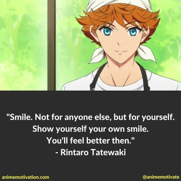 What are the top 20 happiest anime quotes you have ever ...