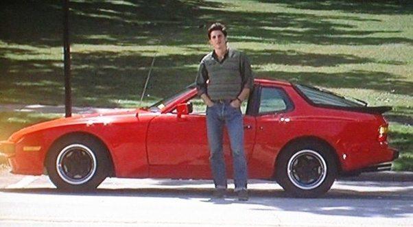 Gentil Jake Ryan Drove A Porche 944.