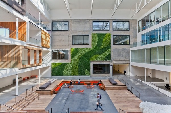 Stunning Atrium Design Ideas Images - Amazing House Decorating ...