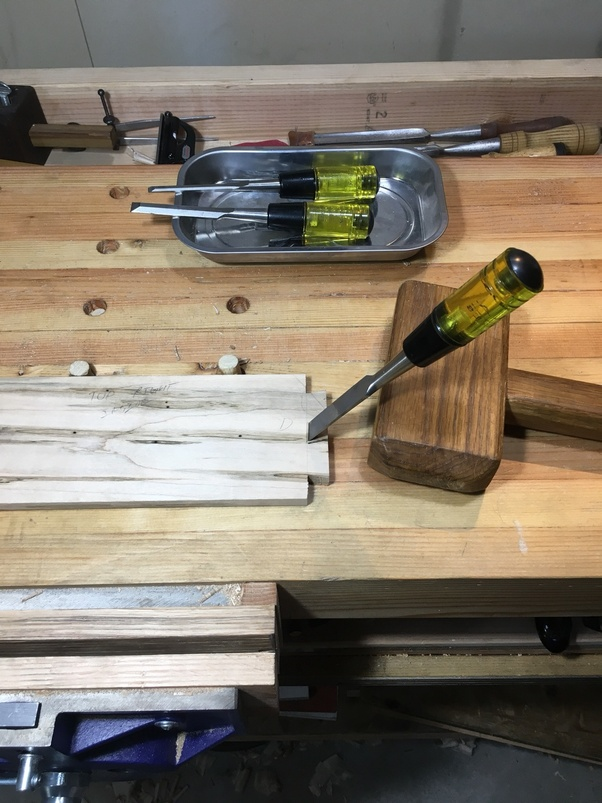 How Far Apart Should Bench Dog Holes Be On A Woodworking