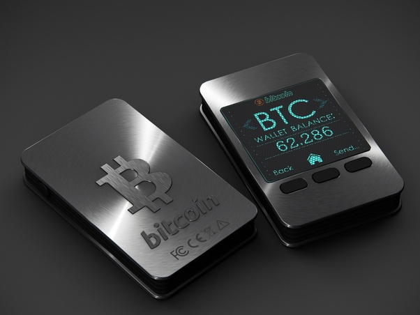 physical cryptocurrency wallets