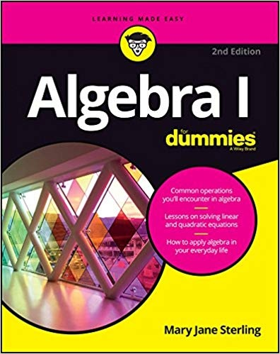Are the 'For Dummies' math books good for self study? - Quora