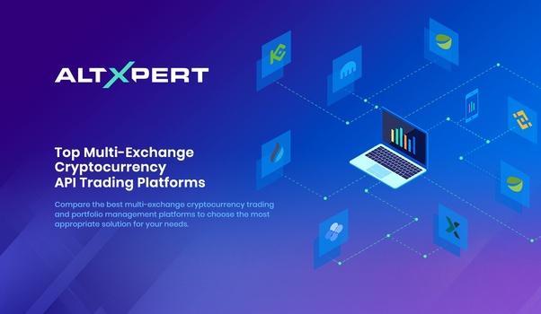 best cryptocurrency trading app api key