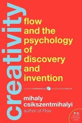 What are the best books about creativity and creative thinking what 4 creativity by mihaly csikszentmihalyi fandeluxe Gallery