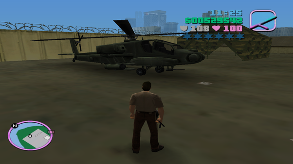 gta vice city no missions mod
