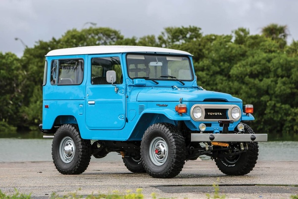 Which Toyota Looks Like A Jeep Quora