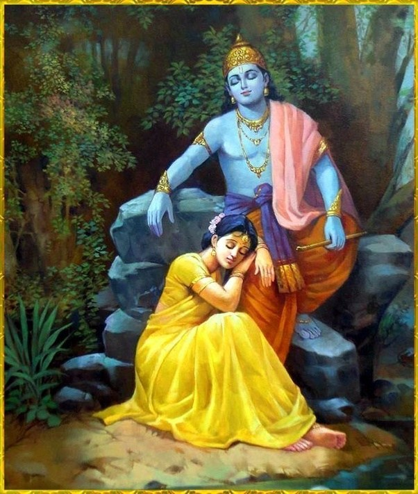 What Happened To Radha After Krishna Moved To Dwarka? What