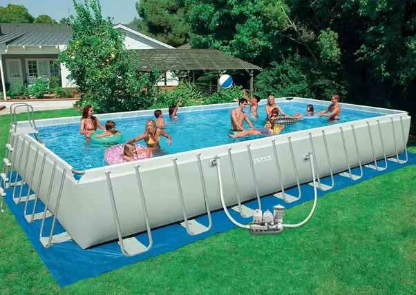 How to construct a low-cost, portable indoor swimming pool - Quora