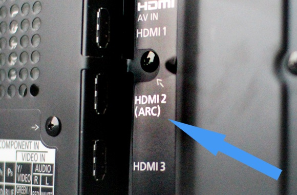How to connect my Mi TV 4 Pro with a Sony amplifier using
