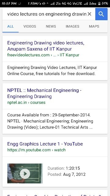 Where can I get good lectures on engineering drawing? - Quora