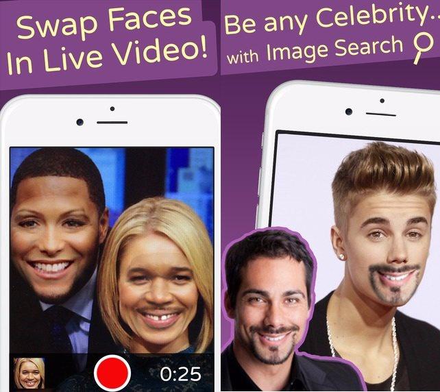 best face swap app iphone free