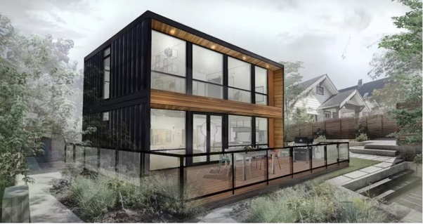 Things You Must Consider When Designing A Container House: What Are The Pros And Cons Of Living In A Shipping