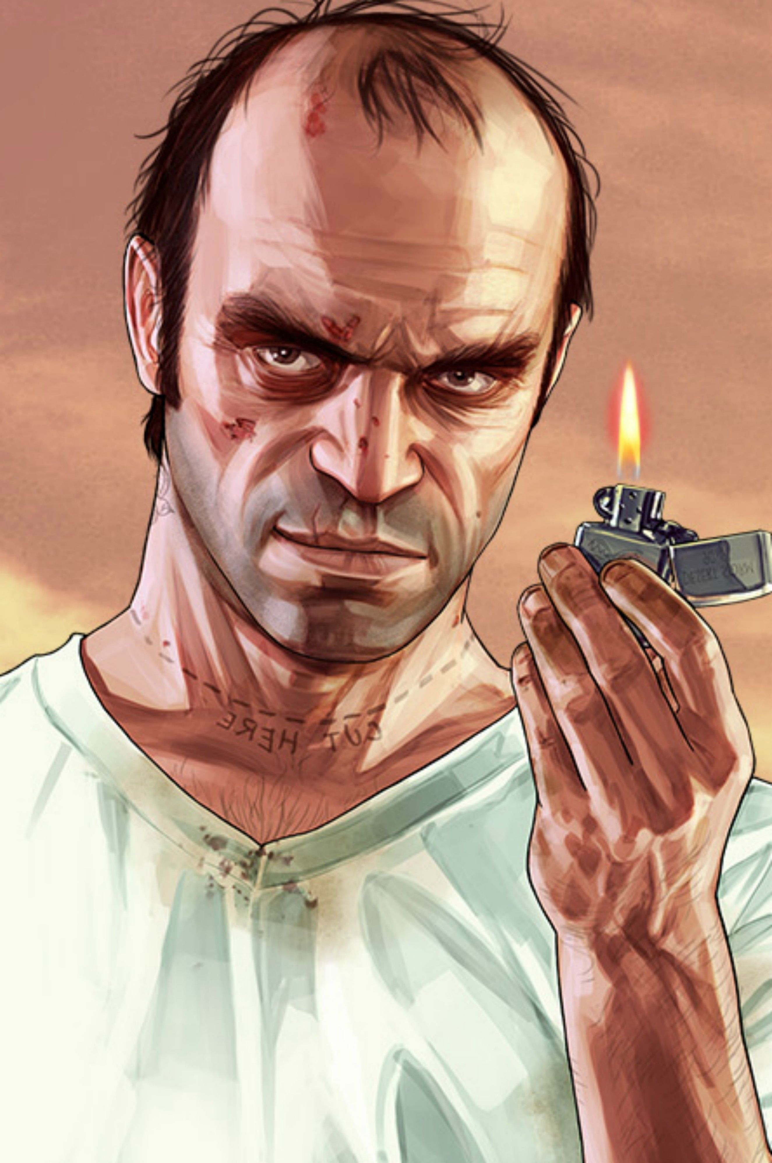 What GTA V character do you prefer, Michael Franklin or