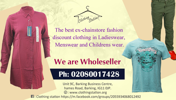 7cc17908f Who are some wholesale clothing boutique suppliers  - Quora