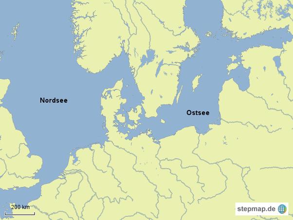 Topografie Der Ostsee Iow