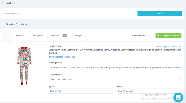 How to import products using Oberlo - Quora