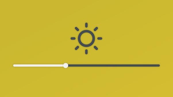Image result for high brightness level