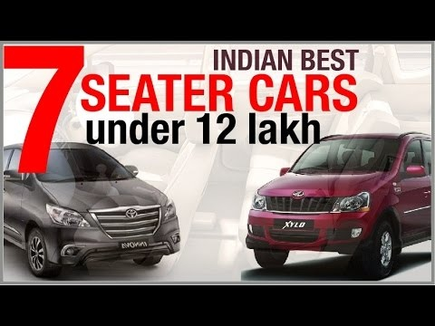 Which Is A Best 7 Seater Car In India Under 12 Lakhs Quora
