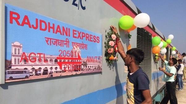 How to be a driver of the Rajdhani Express - Quora