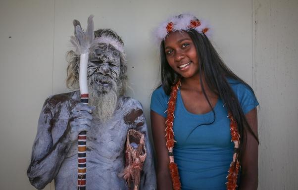 Aboriginals in australia women dating