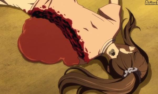 best gore anime