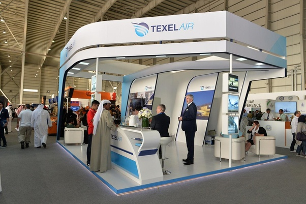 Best Exhibition Stand Ever : Which company in dubai is the best in stage building for an