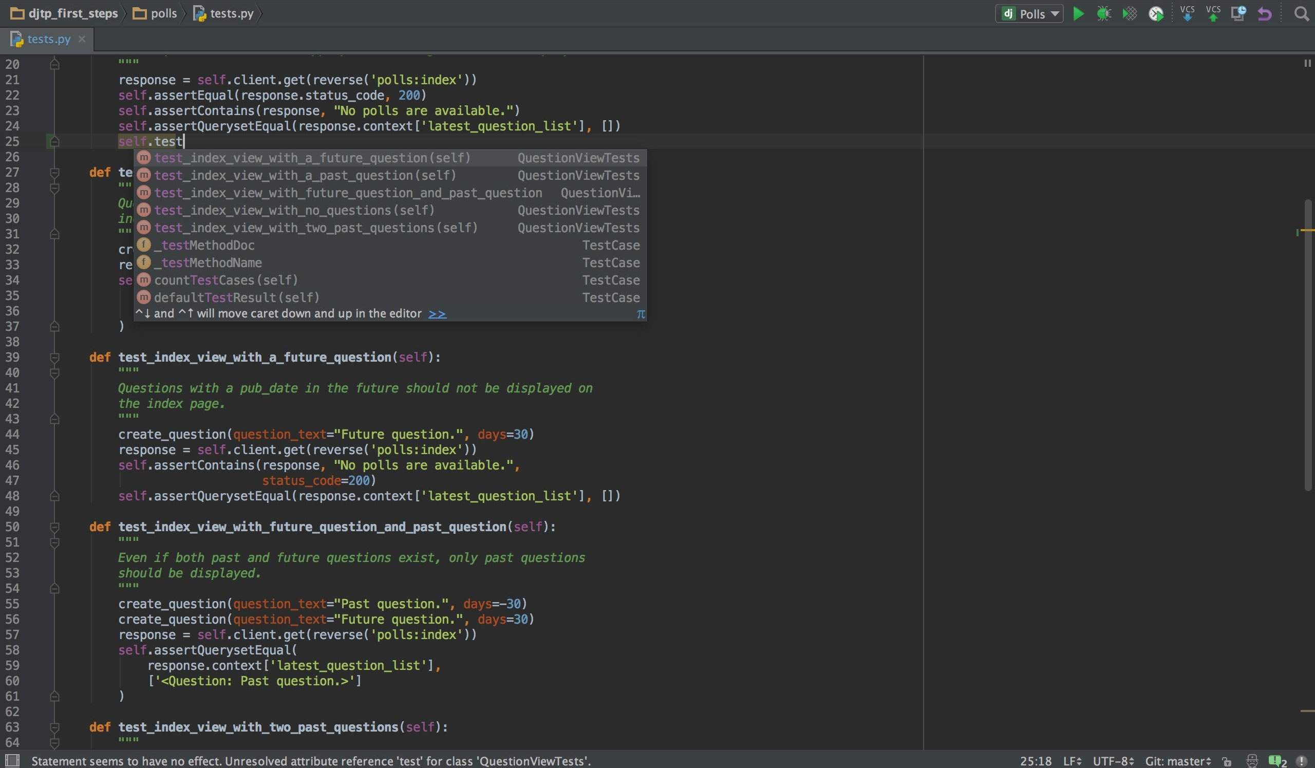 What is your favorite IDE for Python programming and why