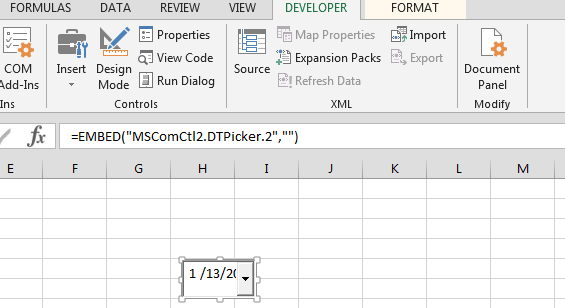 Can I Link Dates And Corresponding Cell Data From Excel
