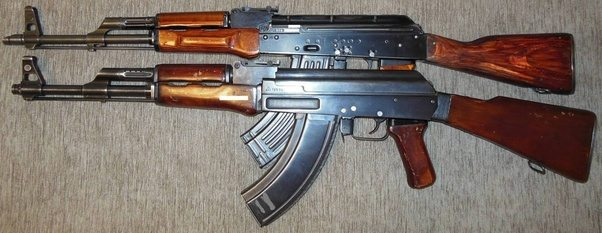 What Is The Difference Between An AK-47 And An AKM?