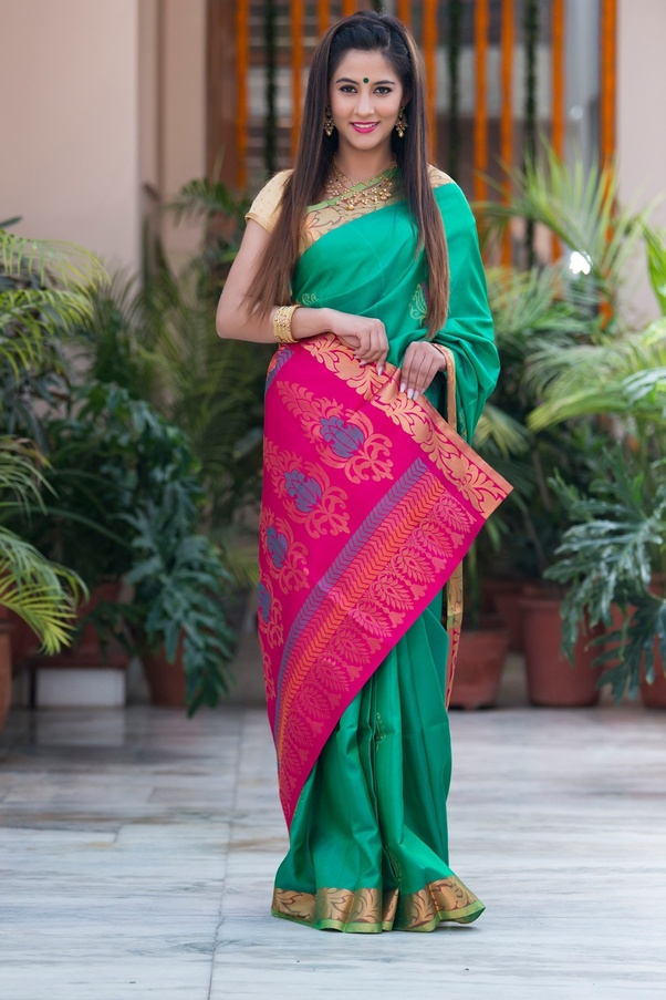 What Are The Names Of All The Types Of South Indian Silk Sarees Quora