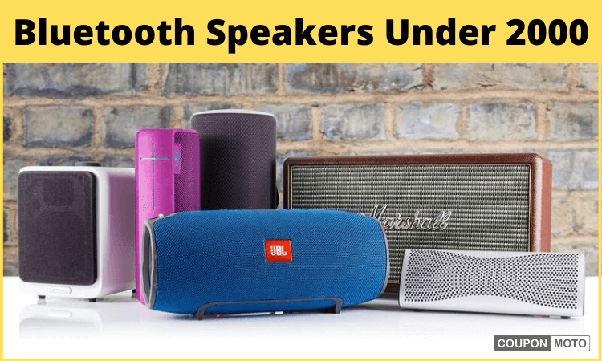 Which Is The Best Bluetooth Speaker Under Rs 5 000 Quora