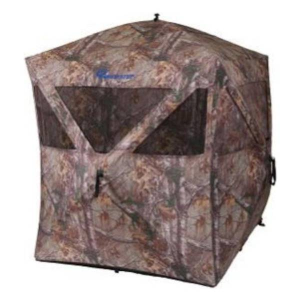 Ameristep Tent Chair Blind-Realtree Xtra  sc 1 st  Quora & What are the best deer blinds? - Quora
