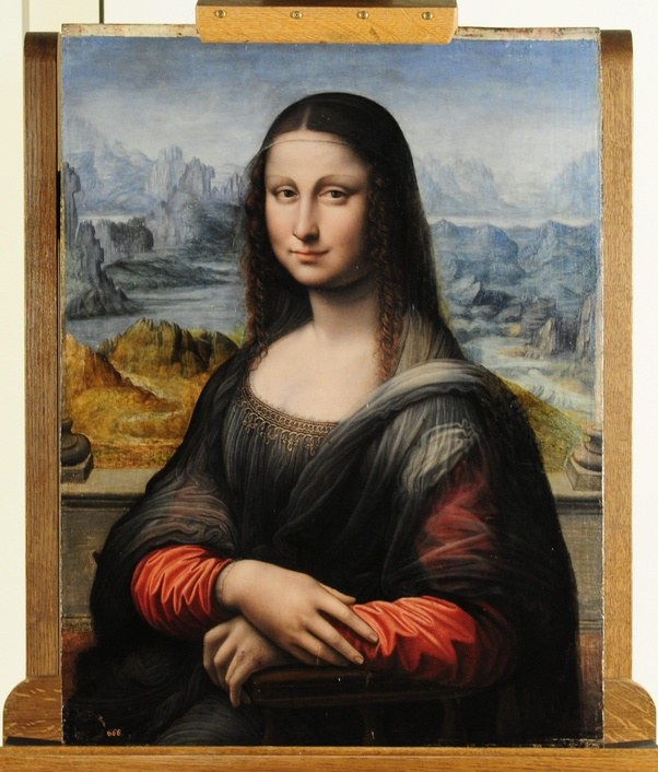 why is the mona lisa so famous quora