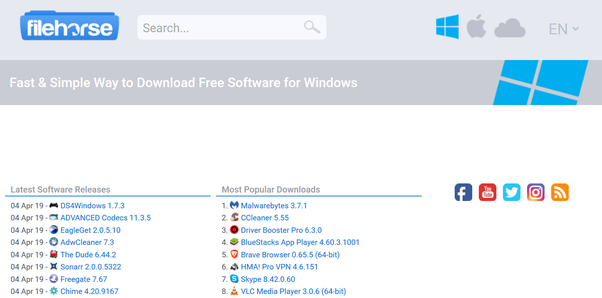 itunes for windows 10 64 bit free download filehippo