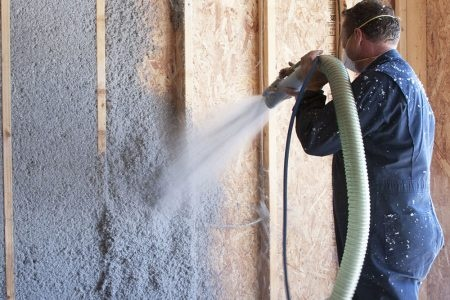 Is Spray Foam Insulation Good For Soundproofing Quora