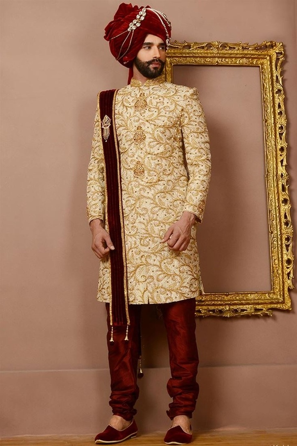 What Are Some Options For An Indian Groom To Wear On His