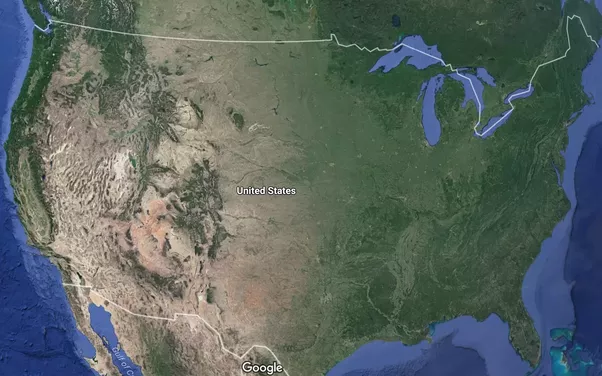How To Describe The Major Mountain Ranges In The US Quora - Mountain ranges in the us