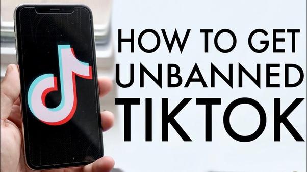 Tiktok Account Banned Hot Tiktok 2020