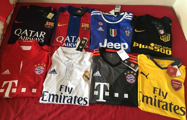 53cd28545 But is this company really that preoccupied about offering you the best  there is out there  I ordered 9 football shirts and 4 of them being full  kits.