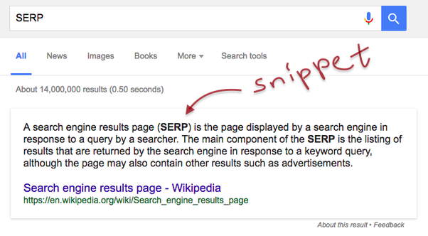 Why is Google not showing the given meta description under the
