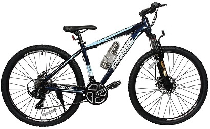 614075032 Cosmic Trium is one of the best gear cycles under 15000 to buy in India. It  is a mountain bike which comes in lightweight steel 17″ as well as 19″ frame  ...