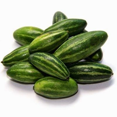 Its Called Trichosanthes Dioica Also Known As Pointed Gourd