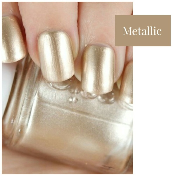 What Color Nail Polish With A Black Dress: What Nail Color Goes With A Gold, Champagne-color Dress