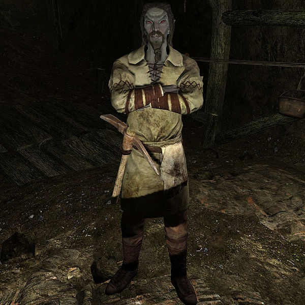 Why do the women in Skyrim have such poor selection of
