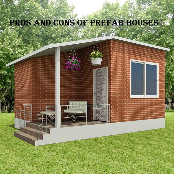 What Are The Pros And Cons Of Prefab Houses?
