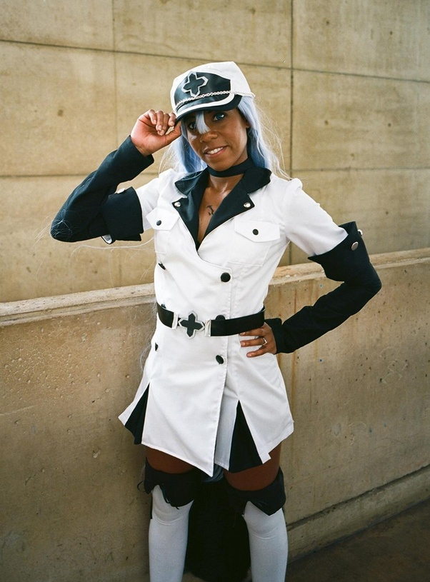 What are the best animes to cosplay as a black woman? - Quora