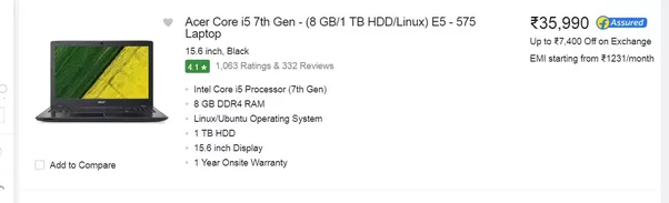 Whats the best laptop i can buy as a cs student quora 2dell inspiron core i3 5th gen 4 gb500 gb hddlinux 3558 laptop fandeluxe Choice Image