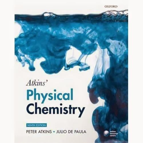 Which is the best book for physical chemistry for the iit jee quora go for either op tandon or atkins physical chemistry both of these books are written by great authors who have abundant knowledge about this field fandeluxe Images