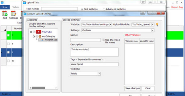 How to upload a video in YouTube - Quora