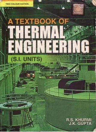 Thermal Engineering Book By Vijayaraghavan Pdf